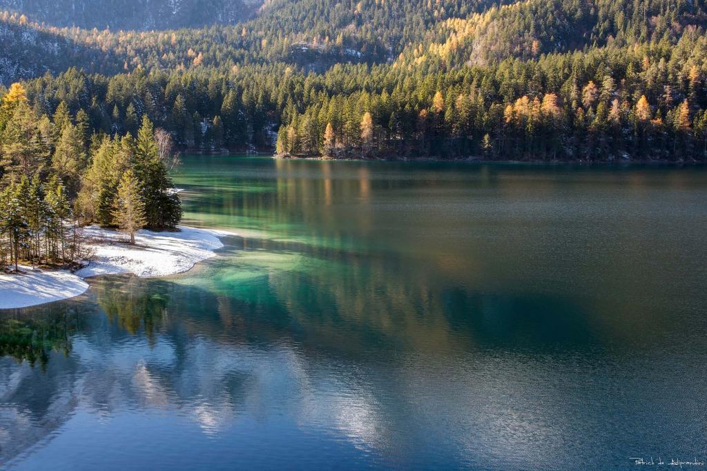 Lago di <b>Tovel</b>