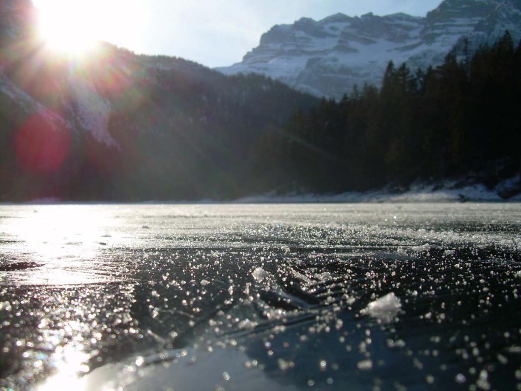Il Lago di <b>Tovel</b>