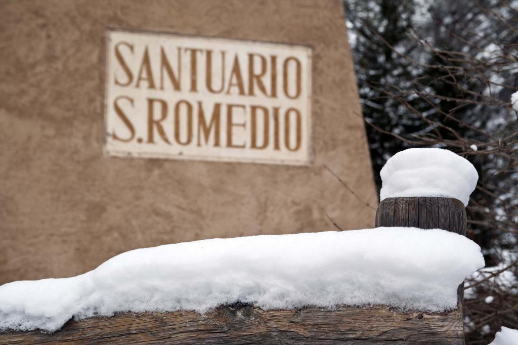<b>San Romedio</b> Sanctuary