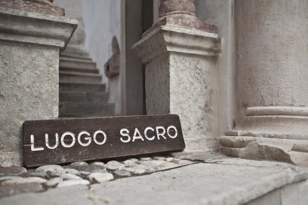 Il Santuario di <b>San Romedio</b>