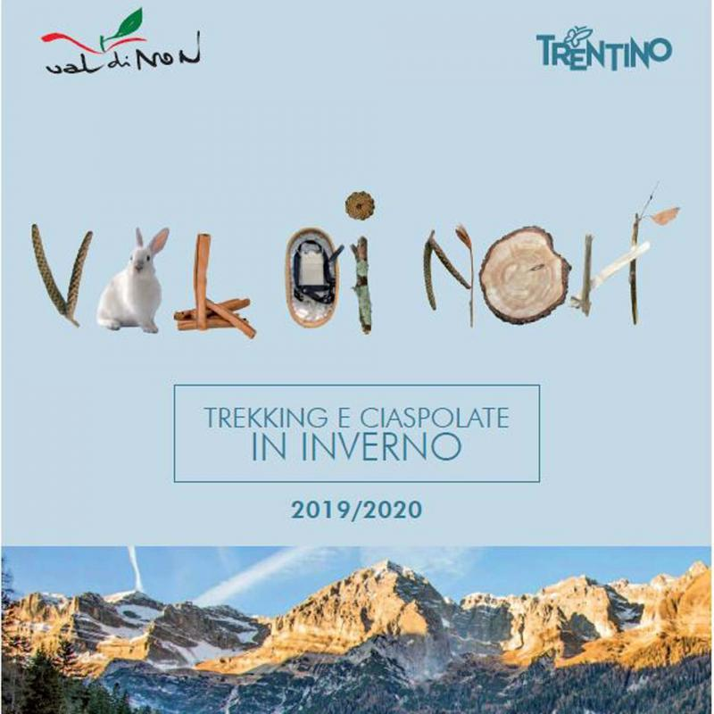Trekking e ciaspolate guidate in inverno