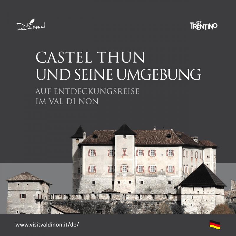 Castel Thun und seine Umgebung