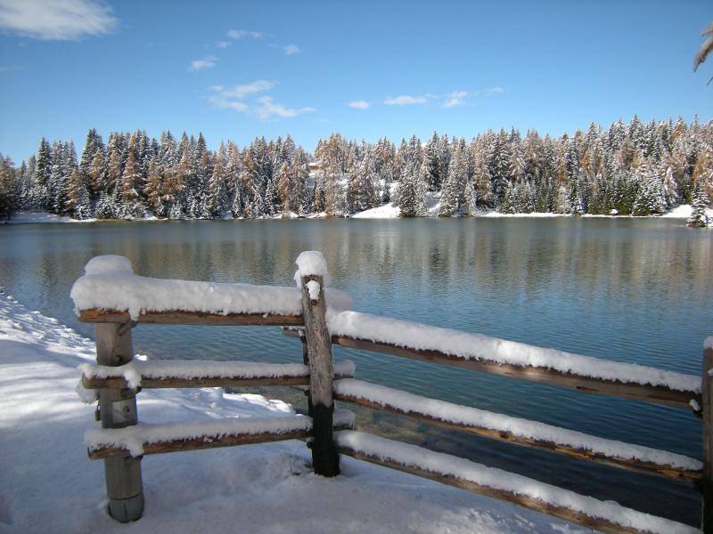 Panorami inverno Val di Non